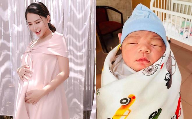 Loạt sao Việt làm mẹ trong năm Kỷ Hợi: Người khoe hớn hở, kẻ giấu kín - Ảnh 7