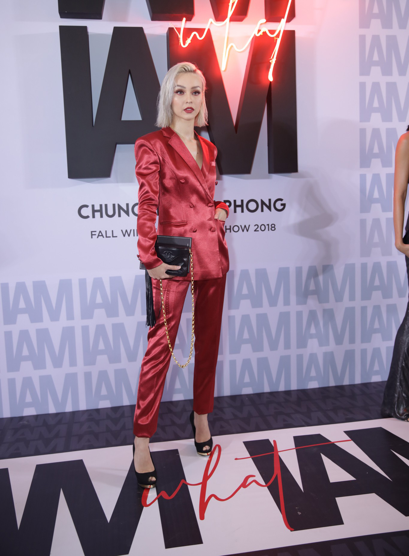 Thảm đỏ show Chung Thanh Phong: Khi dàn sao nữ đồng loạt lên đồ như dự lễ hội Halloween - Ảnh 8
