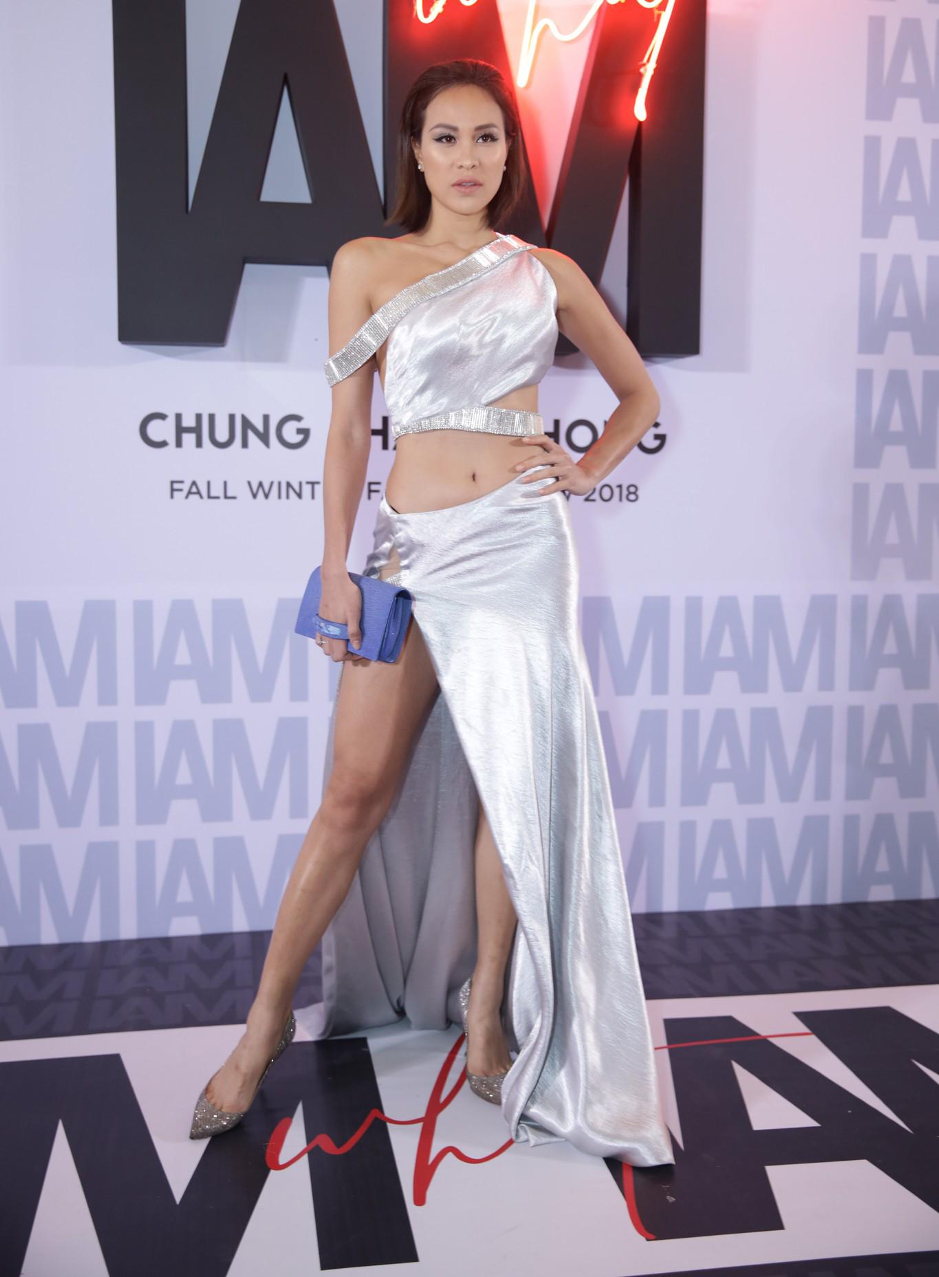 Thảm đỏ show Chung Thanh Phong: Khi dàn sao nữ đồng loạt lên đồ như dự lễ hội Halloween - Ảnh 10