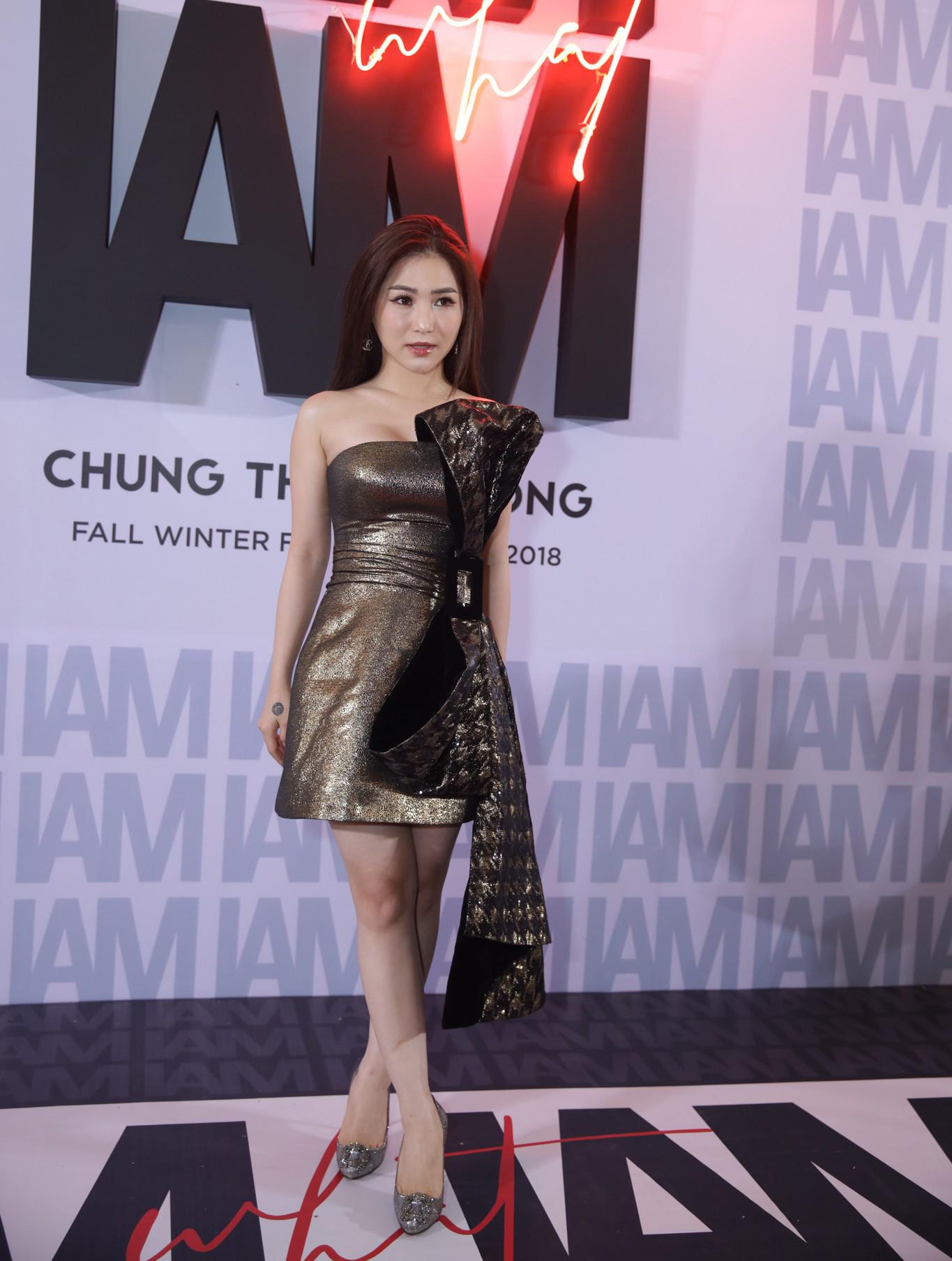 Thảm đỏ show Chung Thanh Phong: Khi dàn sao nữ đồng loạt lên đồ như dự lễ hội Halloween - Ảnh 13