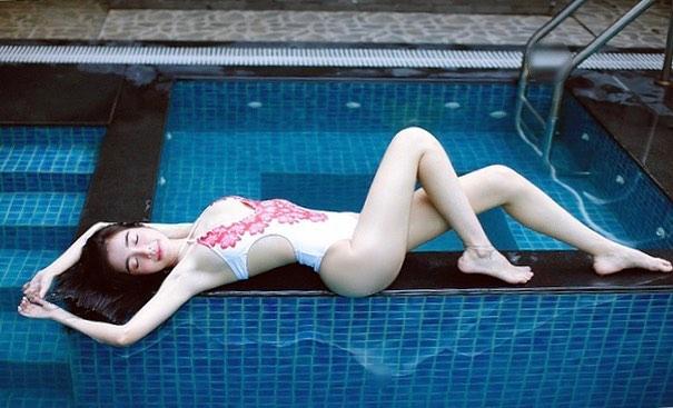 Elly Trần gây choáng khi khoe vòng 3 'trần như nhộng' nhưng lại 'giấu đi nét thương đau' - Ảnh 3