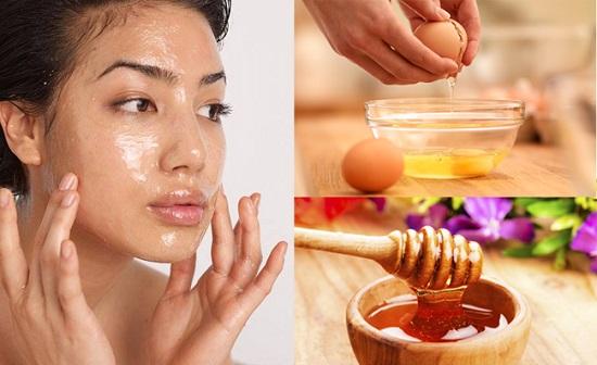 Mặt nạ trứng gà mật ong giúp bạn làm đẹp da trong ngày đông.
