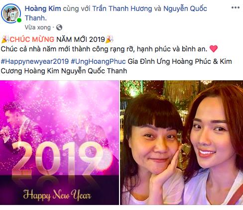 H'Hen Niê và dàn sao Việt đồng loạt chia tay năm 2018, hào hứng đón 2019 - Ảnh 5