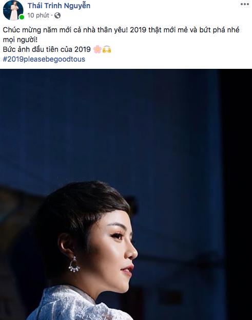 H'Hen Niê và dàn sao Việt đồng loạt chia tay năm 2018, hào hứng đón 2019 - Ảnh 6