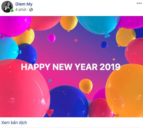 H'Hen Niê và dàn sao Việt đồng loạt chia tay năm 2018, hào hứng đón 2019 - Ảnh 8