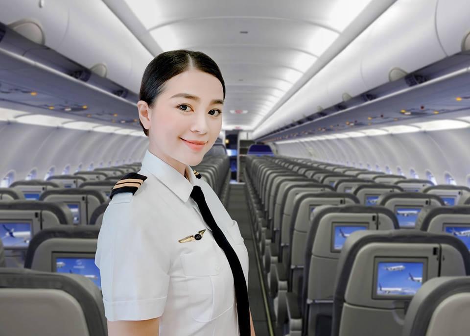 Rời showbiz gần 8 năm, Diệu Thuý trở thành 'Nữ phi công xinh đẹp nhất Việt Nam' - Ảnh 5