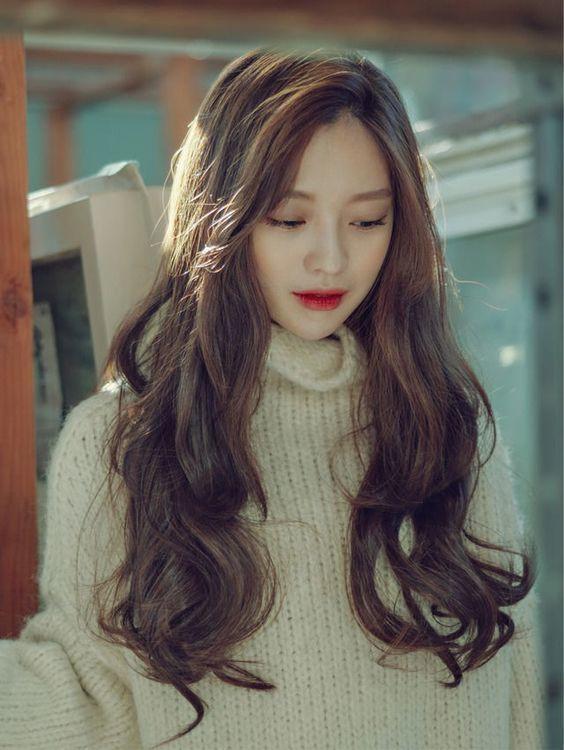 Xinh mê mẩn với kiểu tóc xoăn bồng bềnh giúp bạn đẹp như mỹ nhân Việt - Ảnh 9
