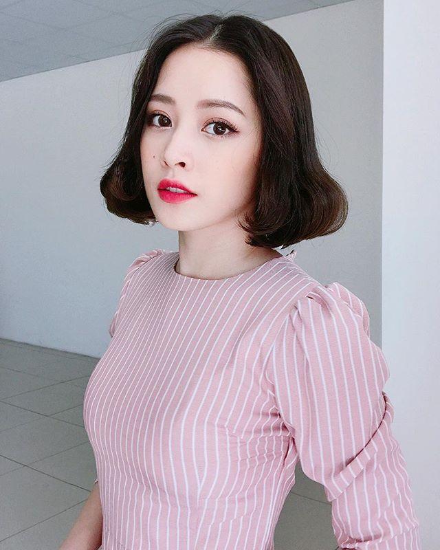 Xinh mê mẩn với kiểu tóc xoăn bồng bềnh giúp bạn đẹp như mỹ nhân Việt - Ảnh 1