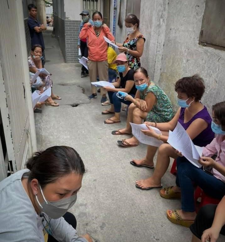Vỡ hụi Sài Gòn, mẹ già 82 tuổi cùng các con mất sạch 4 tỷ đồng - Ảnh 2