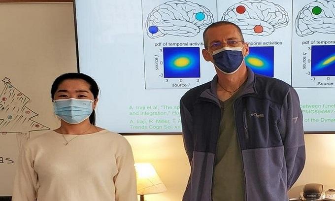 Covid-19 làm giảm lượng chất xám trong não - Ảnh 1