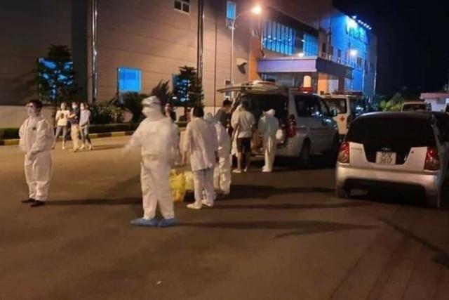 Bắc Giang xuất hiện ổ dịch mới, thêm 20 trường hợp dương tính SARS-CoV-2 - Ảnh 1