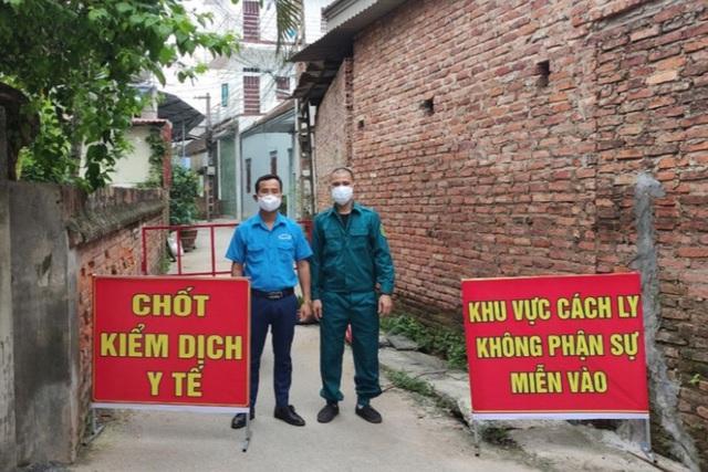 Bắc Giang xuất hiện ổ dịch mới, thêm 20 trường hợp dương tính SARS-CoV-2 - Ảnh 2