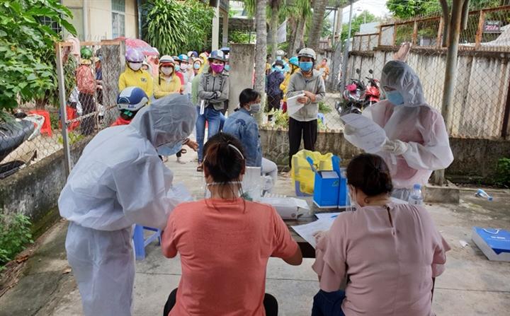Đồng Nai thêm 226 người dương tính SARS-CoV-2, nhiều ca diễn biến nặng - Ảnh 1