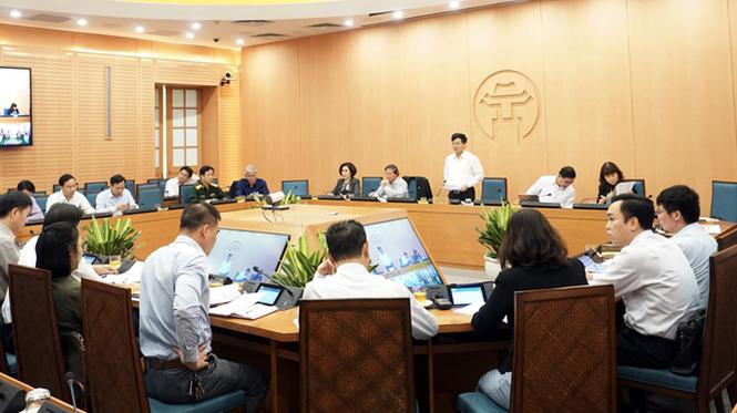 """Hà Nội: Người không đeo khẩu trang nơi công cộng sẽ bị phạt """"nguội"""" từ 1-3 triệu đồng - Ảnh 1"""
