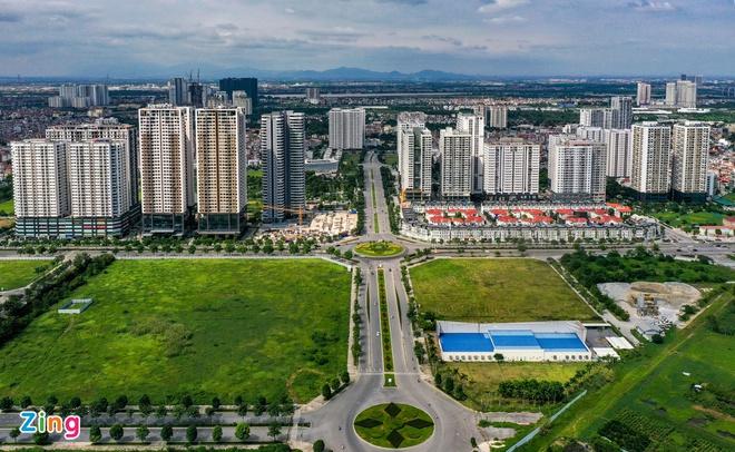 Bộ Xây dựng: Bất chấp Covid-19, giá nhà Hà Nội và TP.HCM không giảm - Ảnh 1