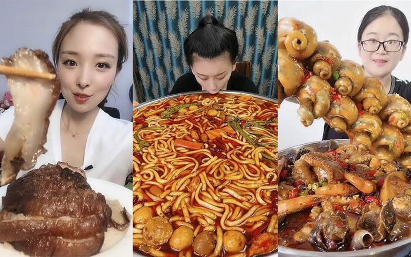 Trung Quốc ngăn chặn hành vi cổ súy trên mạng, cấm khoa khoan, livestream đồ ăn siêu to khổng lồ, nhiều tài khoản bị 'xóa sổ' - Ảnh 1