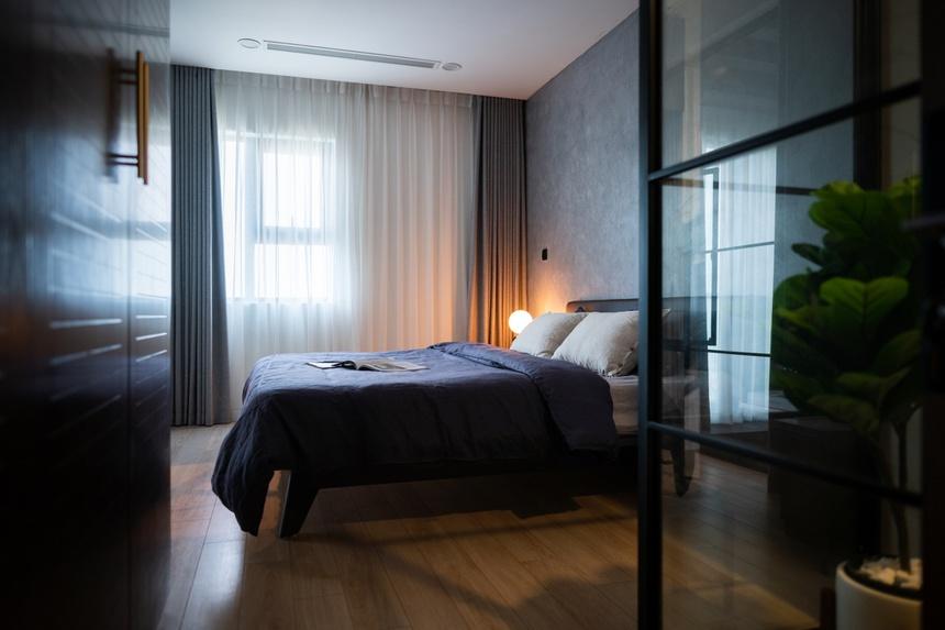 Căn hộ duplex với phong cách 'công xưởng' tại Hà Nội - Ảnh 7