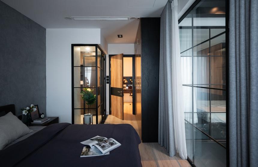 Căn hộ duplex với phong cách 'công xưởng' tại Hà Nội - Ảnh 8