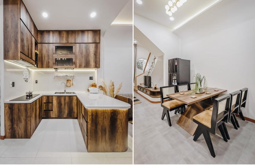 Kiến trúc sư trẻ cải tạo căn nhà cũ tặng ba mẹ tại Nha Trang - Ảnh 6