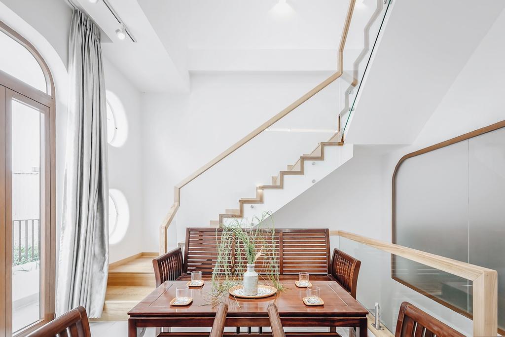 Kiến trúc sư trẻ cải tạo căn nhà cũ tặng ba mẹ tại Nha Trang - Ảnh 7
