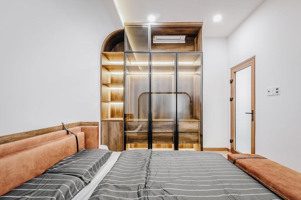 Kiến trúc sư trẻ cải tạo căn nhà cũ tặng ba mẹ tại Nha Trang - Ảnh 9