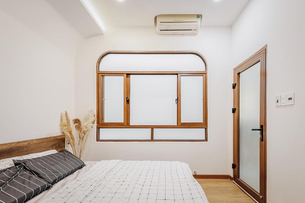 Kiến trúc sư trẻ cải tạo căn nhà cũ tặng ba mẹ tại Nha Trang - Ảnh 10