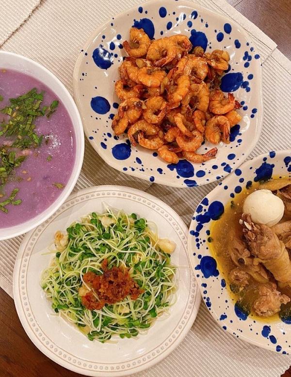 Những món ăn 'thần thánh' giúp Tăng Thanh Hà giảm cân, giữ dáng chuẩn ở tuổi 35 - Ảnh 4