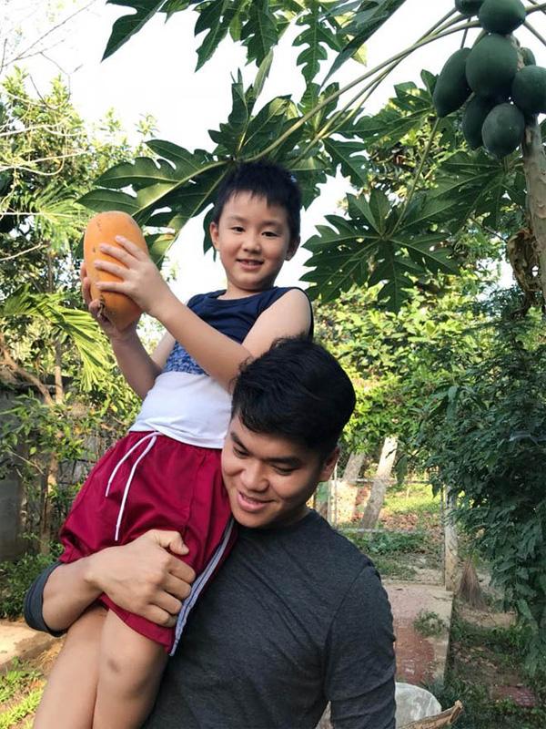 Cuộc sống bên chồng kém 7 tuổi của Lê Phương: Mẹ chồng bênh vực, các con nghe lời - Ảnh 3
