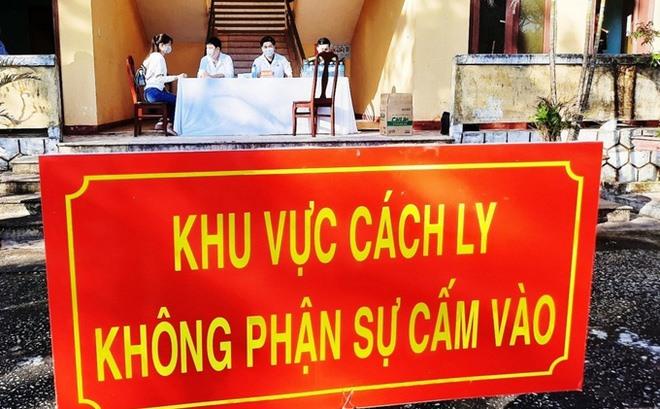 Huyện Tứ Kỳ, Hải Dương có ca COVID-19 mới, liên quan tới ổ dịch Kim Thành - Ảnh 1