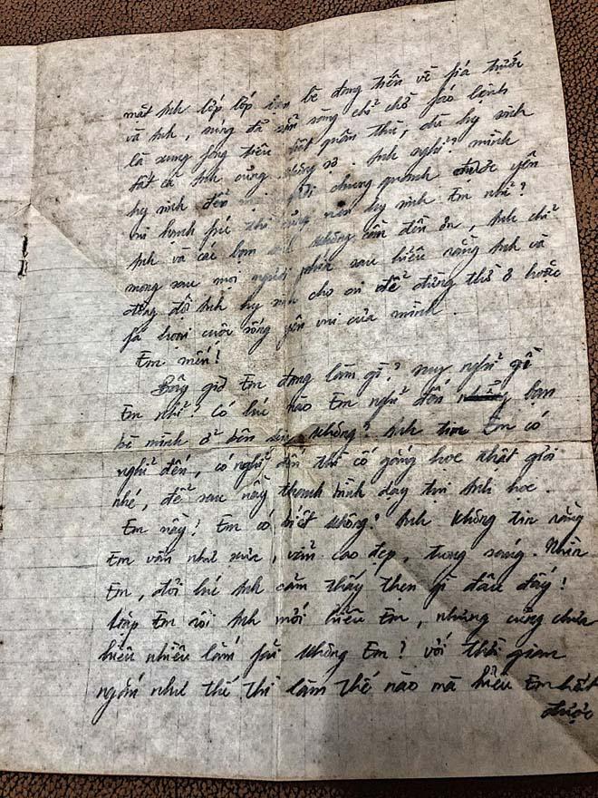 Con gái khoe bức thư tình của bố gửi tặng mẹ cách đây 42 năm, CĐM hết lời ngưỡng mộ - Ảnh 3