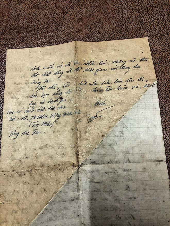 Con gái khoe bức thư tình của bố gửi tặng mẹ cách đây 42 năm, CĐM hết lời ngưỡng mộ - Ảnh 4