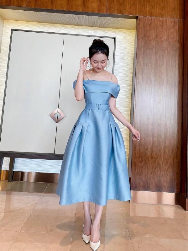 Thí sinh 2K của Hoa hậu Việt Nam sở hữu body 'ngực tấn công, mông phòng thủ' - Ảnh 8