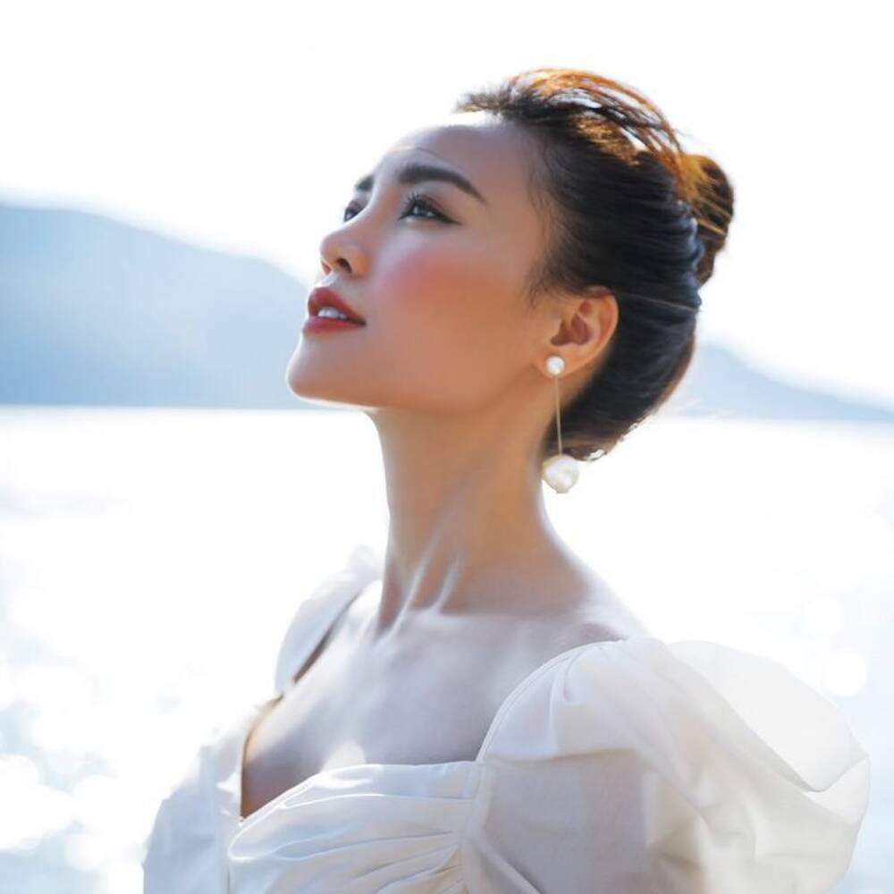 Giữa nghi án lộ clip nóng, Ninh Dương Lan Ngọc lên tiếng: 'Không phải là tôi' - Ảnh 3