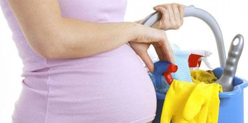 Khi mang thai phụ nữ nhất định không được làm những việc này nếu như không muốn hại con từ trong trứng - Ảnh 1