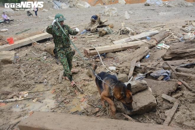 Toàn cảnh vụ sạt lở kinh hoàng khiến 22 người chết và mất tích ở Quảng Nam - Ảnh 13