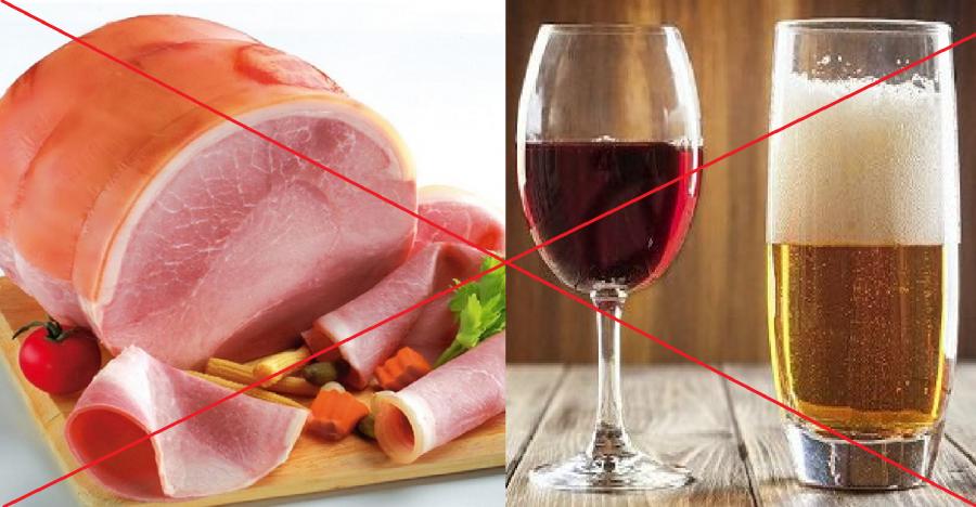 Uống rượu bia tránh xa 4 loại thực phẩm này kẻo gặp họa sát thân, người khôn đã từ bỏ, người dại vẫn ăn - Ảnh 1