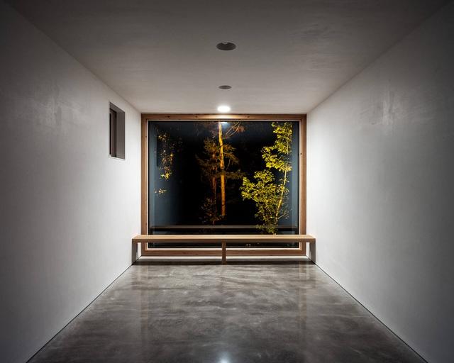 Nhà nghỉ dưỡng bằng gỗ ẩn mình giữa rừng cây ở Hokkaido, Nhật Bản - Ảnh 7