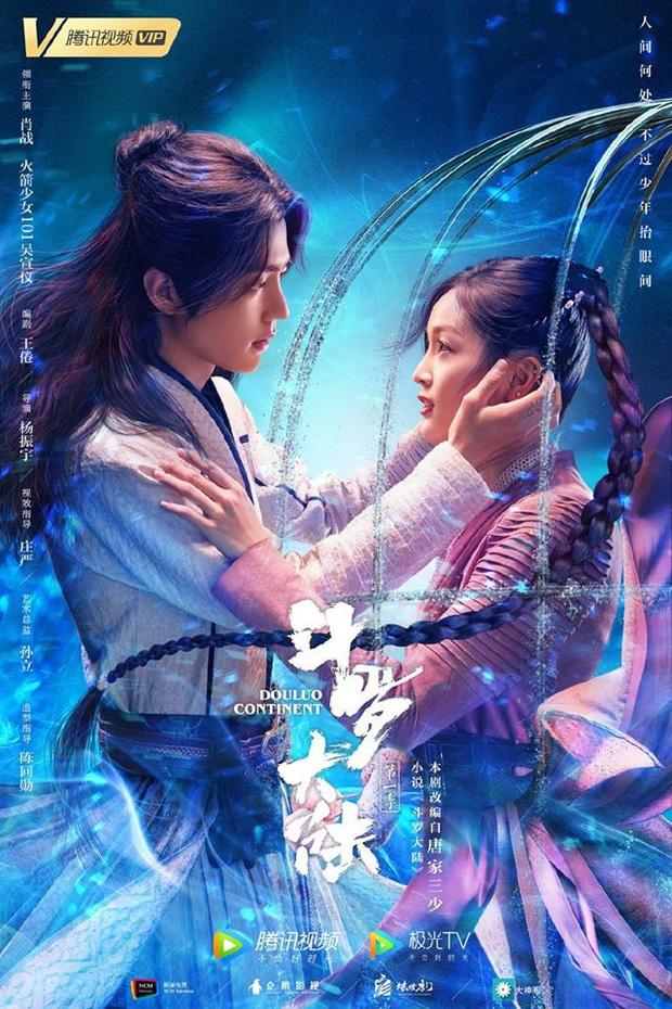"""Cùng điểm qua những bộ phim Hoa ngữ dự sẽ """"làm mưa làm gió"""" trong năm 2021 - Ảnh 13"""