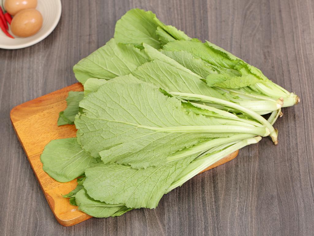 Dù có tốt như 'thần dược' thì 5 đối tượng này cũng nên thận trọng khi ăn rau cải xanh, nhất là bà bầu - Ảnh 1