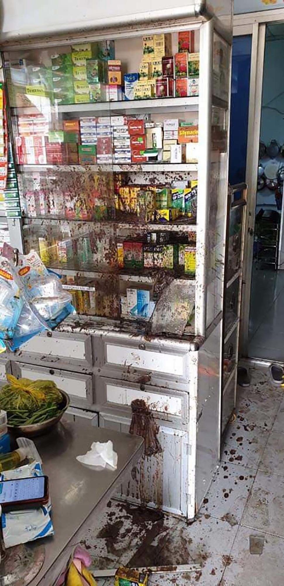 Bắt cặp vợ chồng chủ mưu vụ 6 lần tạt sơn, mắm tôm vào tiệm thuốc tây Sài Gòn - Ảnh 3