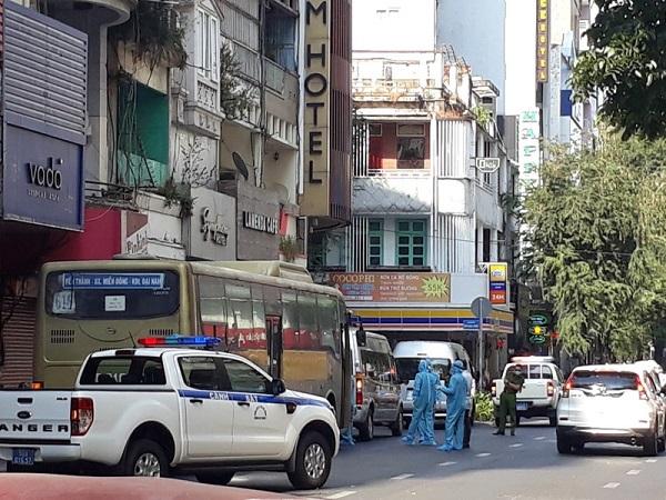 TP.HCM phát hiện 35 người Trung Quốc nghi nhập cảnh trái phép - Ảnh 1