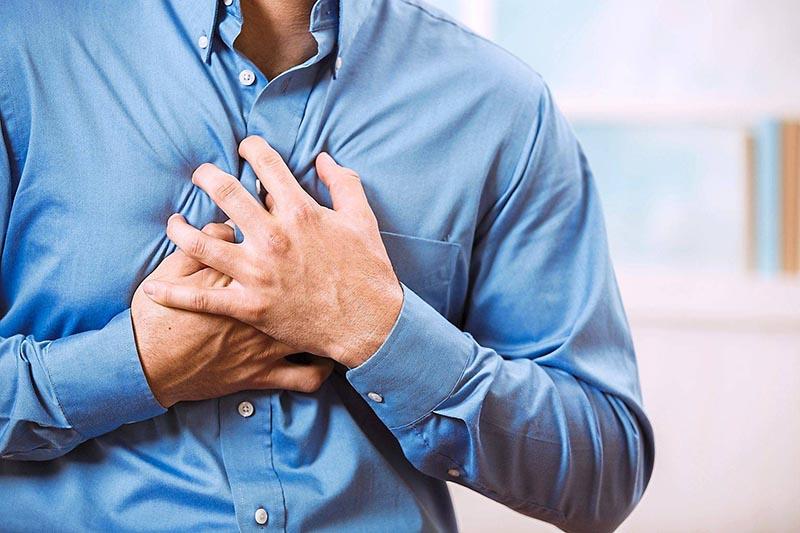 10 dấu hiệu trên mặt có thể chứng tỏ tim đang có vấn đề - Ảnh 1