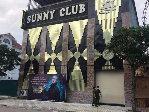 Công an tỉnh Vĩnh Phúc điều tra 'clip nóng ở quán bar Sunny' - Ảnh 1