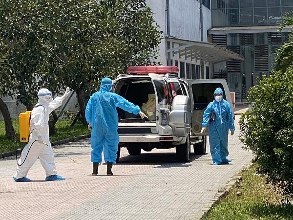 Thừa Thiên Huế ghi nhận trường hợp dương tính với SARS-CoV-2 - Ảnh 1