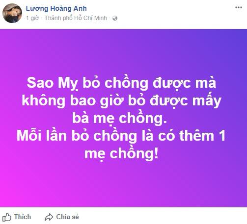 Sau vụ ly hôn ồn ào, vợ cũ tiết lộ mối quan hệ đặc biệt với mẹ Huy Khánh - Ảnh 4