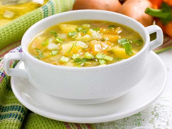 7 món súp thơm ngon giúp giảm cân hiệu quả - Ảnh 1