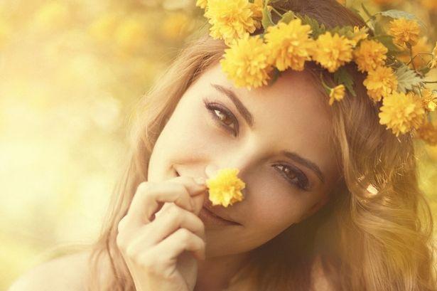 Một số cách giúp bạn gái làm đẹp đón xuân - Ảnh 1
