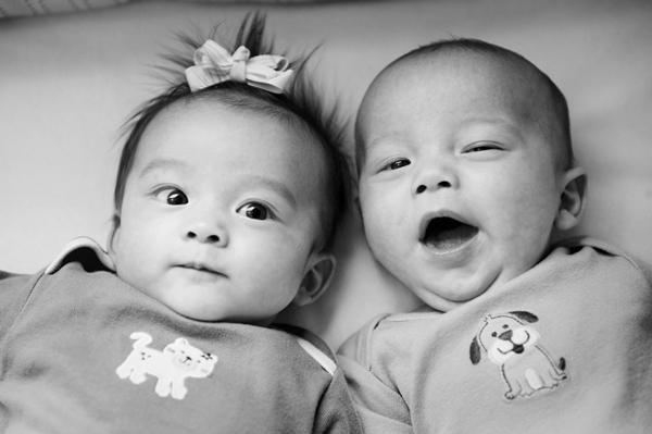 Muốn có cặp sinh đôi như 'nhà người ta', mẹ hãy ghi nhớ những bí quyết này! - Ảnh 1