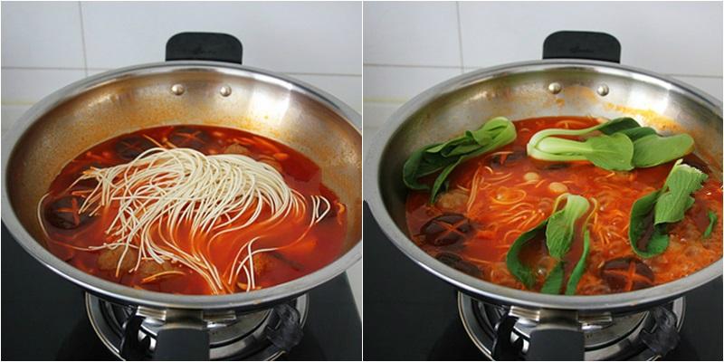 Đổi món cho bữa tối cuối tuần với spaghetti xào tôm ngon lạ - Ảnh 4