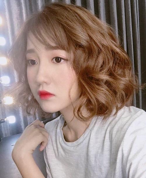 """""""Choáng ngợp"""" với những kiểu tóc ngắn giúp hội con gái xinh """"lung linh"""" như hot girl Hàn Quốc - Ảnh 10"""